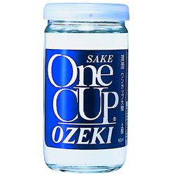 上撰ワンカップ180ml瓶詰