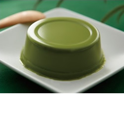 京のお抹茶プリン 濃い味